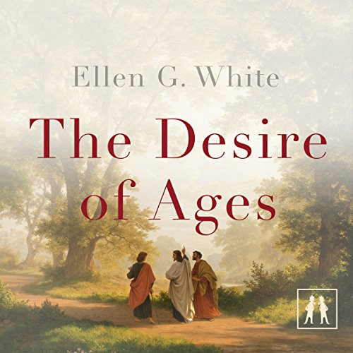 The Desire of Ages audiobook cover art