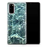 Coque design pour Samsung A9 (2018) .Ocean Water Texture D003 - Design 3