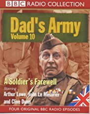 Dad's Army - Volume 10 - A Soldier's Farewell