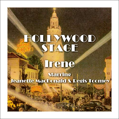 Hollywood Stage - Irene audiobook cover art