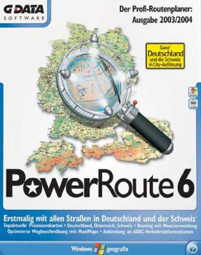 PowerRoute 6 D/A/CH