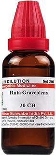 Willmar Schwabe Homeopathy Ruta Graveolens (30 ML) (Select Potency) by Yash & Co (30 CH)