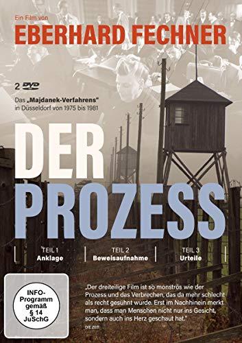 Der Prozess - Eberhard Fechner [2 DVDs]