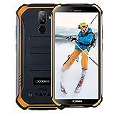DOOGEE S40 (3Go+32Go) Télephone Portable Incassable Débloqué 4G, 5,5 Pouce (Gorilla Glass 4), 4650mAh, Android 9...