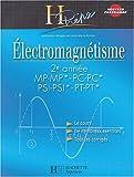 Electromagnétisme - 2e année MP-MP*-PC-PC*-PSI-PSI*-PT-PT*