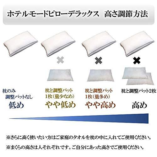 昭和西川『ホテルモードピローデラックス(GP-1950)』