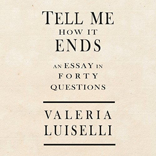 Tell Me How It Ends audiobook cover art