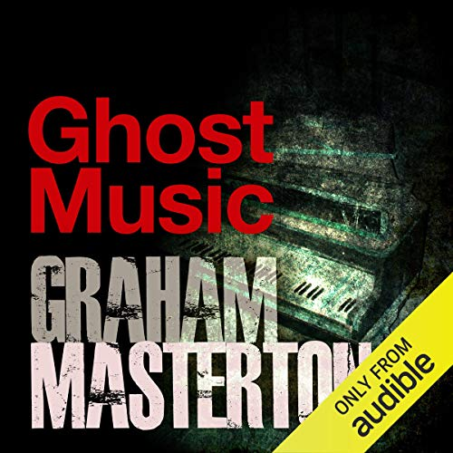 Ghost Music audiobook cover art