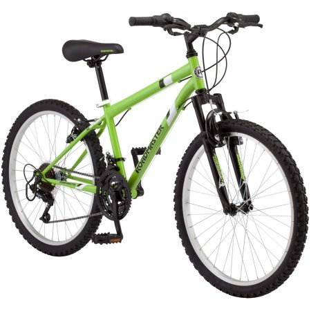 in budget affordable Roadmaster Granite Peak 24inch Boys Bike R2469WMDS Green
