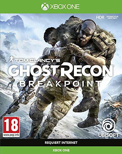 Ubisoft Tom Clancy's Ghost Recon Breakpoint - Xbox One