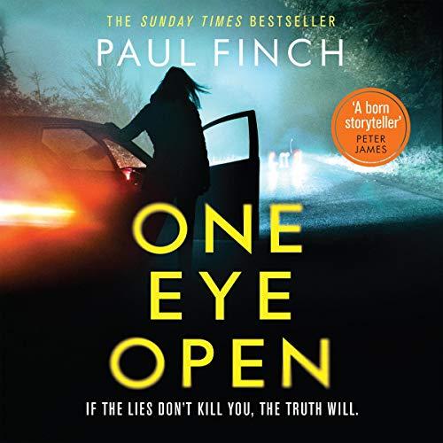 Page de couverture de One Eye Open
