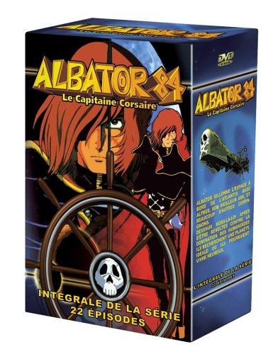 Albator 84 : Intégrale de la série TV en 22 épisodes - Coffret 5 DVD