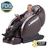 Massage Chair Recliner, Zero Gravity 3D Robert Hand, Full Body Shiatsu...