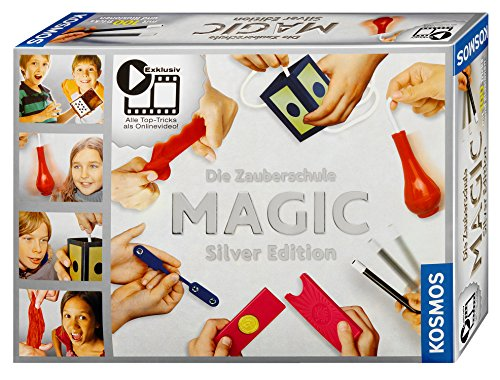 Kosmos 698225- Zauberschule Magic - Silver Edition