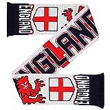 England Rugby & Football Écharpe 100% Acrylique