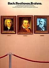 Bach. Beethoven. Brahms. (EFS 9)