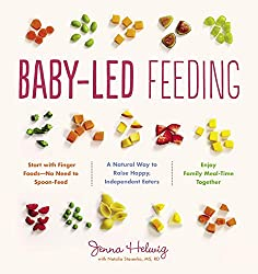 small Baby food: a natural way to grow happy and independent eaters
