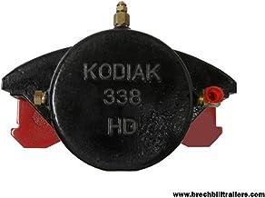 "Kodiak Loaded Caliper for 8K-HD & 10K-HD Disk Brakes with 13"" Rotors-Brake Pads Included! (DBC-338-HD-E)"