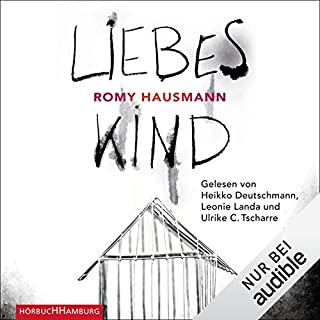 Liebes Kind audiobook cover art