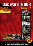 Das war die DDR, Kapitel 1-7 (2 DVDs)