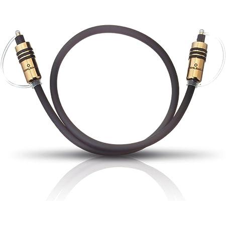 Chord C Lite Digitales Optisches Audiokabel 1 M Elektronik