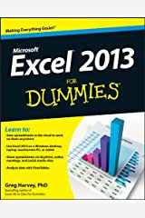 Excel 2013 For Dummies Kindle Edition