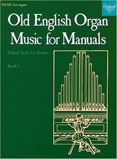 Old English Organ Music for Manuals Book 1 (Bk. 1)