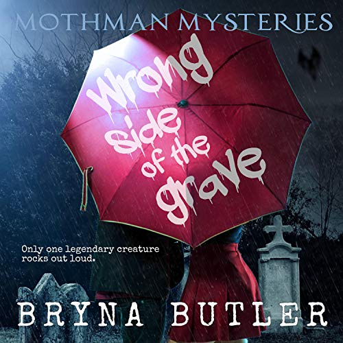 Wrong Side of the Grave Audiobook By Bryna Butler cover art