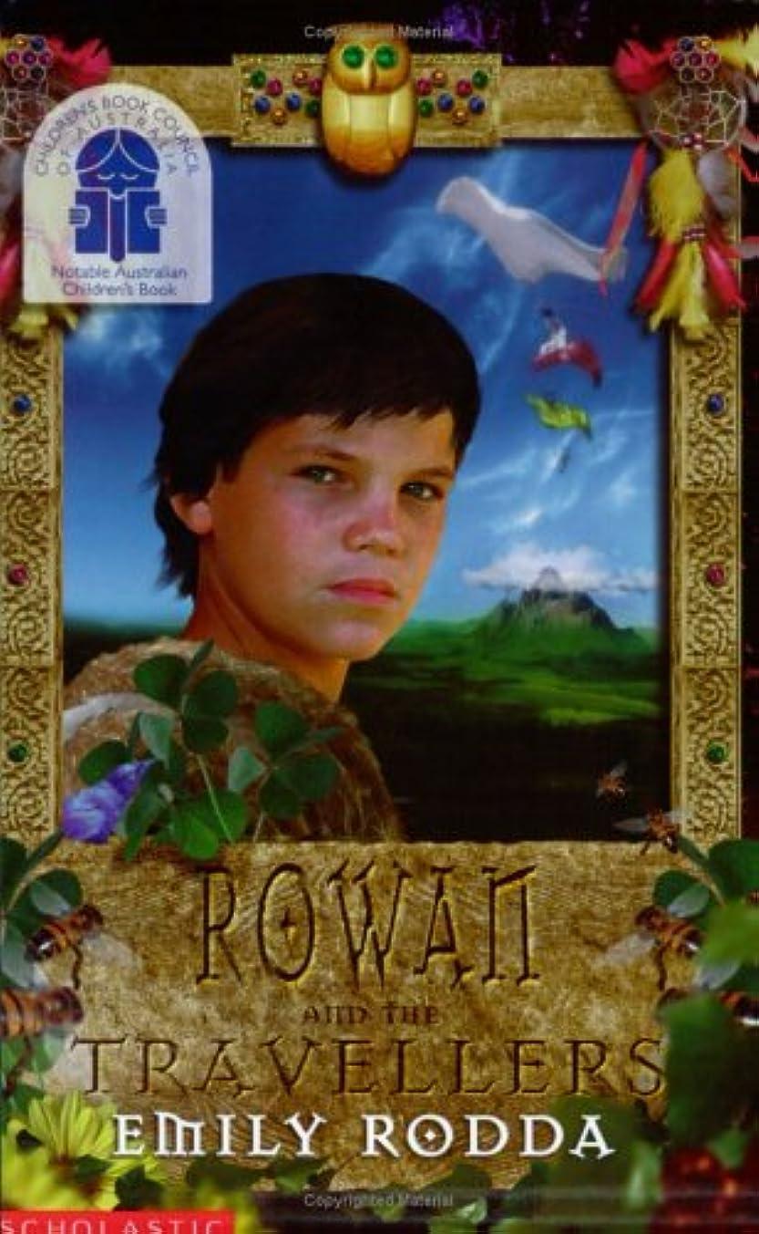 麻痺させる形成コンバーチブルRowan and the Travellers (Rowan of Rin S.)