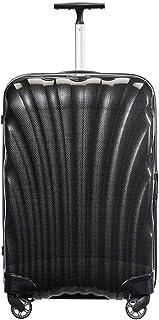 Samsonite 新秀丽 Cosmolite系列 拉杆箱 V22 黑色 20英寸 万向轮 CURV材质 TSA海关密码锁(美国品牌 )