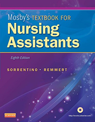 Mosby's Textbook for Nursing Assistants - Soft Cover Version - E-Book (Sorrentino,Mosby's Textbook of Nursing Assistant's)
