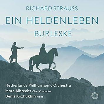 R. Strauss: Ein Heldenleben & Burleske