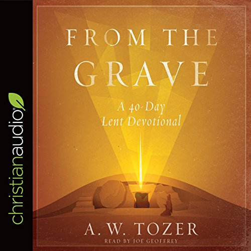 From the Grave audiobook cover art