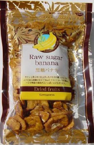 『川越屋 黒糖バナナ 100g×10袋』のトップ画像