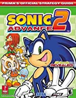 Sonic Advance 2 - Prima's Official Strategy Guide de Prima Development