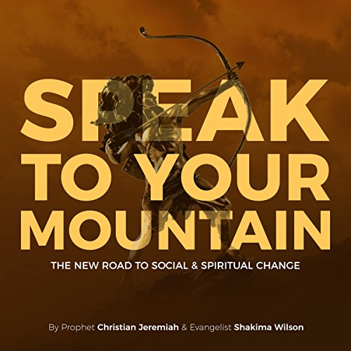 Speak to Your Mountain audiobook cover art