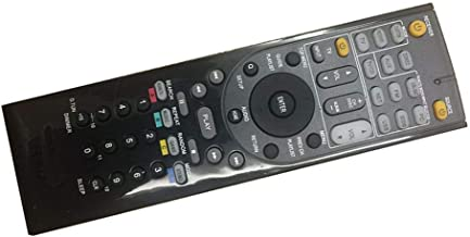 Easy Replacment Remote Control Suitable for Onkyo TX-SR707 HT-R390 TX-DS787 HT-R980 HT-RC620 AV A/V Receiver System