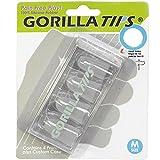 Gorilla Tips Medium Clear フィンガープロテクター