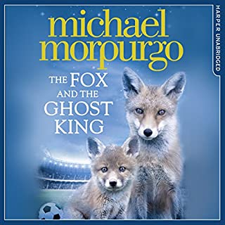 The Fox and the Ghost King cover art