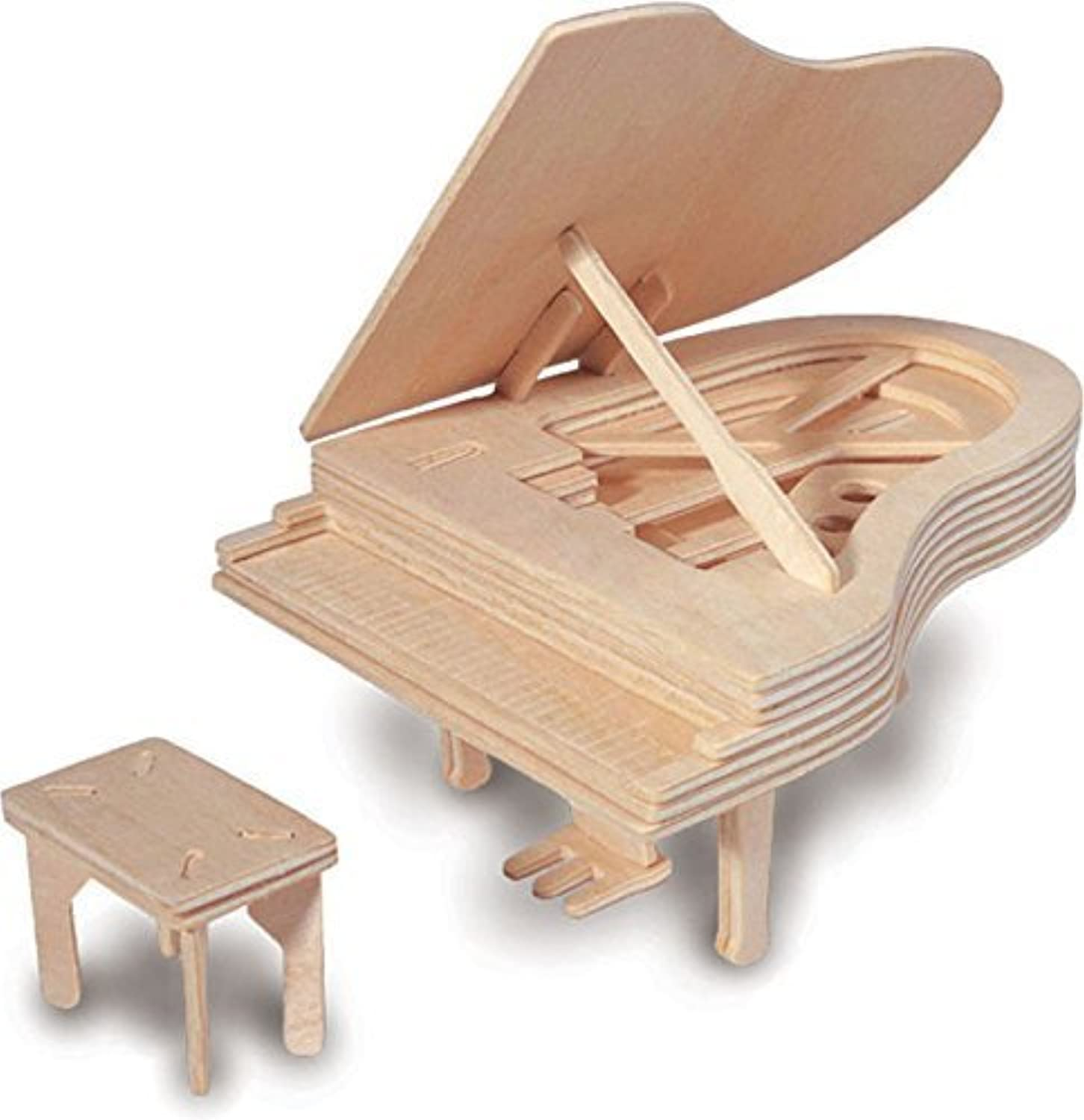 Piano  QUAY Woodcraft Construction Kit by Quay