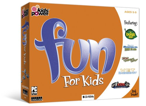 Kids' Power Fun for Kids (Ages 5-9) (Large Box)