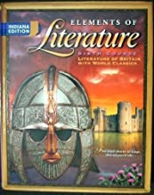 Elements of Literature: Literature of Britain with World Classics, 6th Course, Teacher's Edition