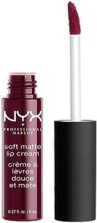 NYX Lipstick Soft Matte 20 Copenhagen Matte Rich Plum