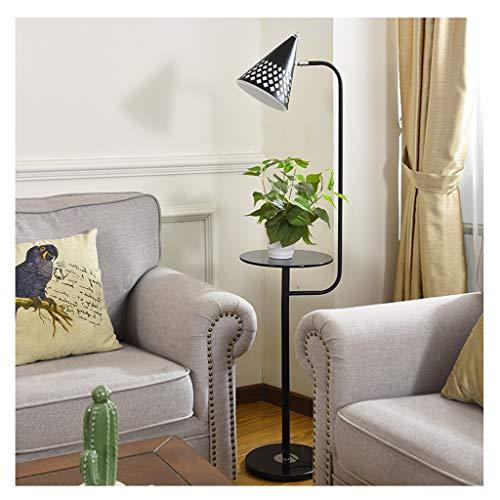 & Stehlampen Stehleuchte Vertikale LED Sofa Couchtisch Wohnzimmer Schlafzimmer Studie Moderne Minimalistische Nachttischlampe Piano Licht (Farbe : C-7 watts of white light)