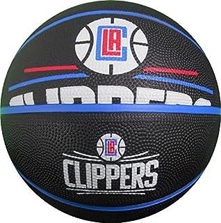Spalding NBA Los Angeles Clippers Team Logo Basket Ball, 29.5