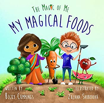 My Magical Foods  The Magic of Me Series