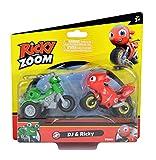 Bizak Ricky Zoom Pack de 2 Personajes, Color Modelos Surtidos (30690043)