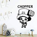 zqyjhkou Kreative Chopper Cartoon Quote Familie Wandaufkleber Kunst Wohnkultur Für Baby Kinderzimmer Dekor Haus Decor30x38 cm