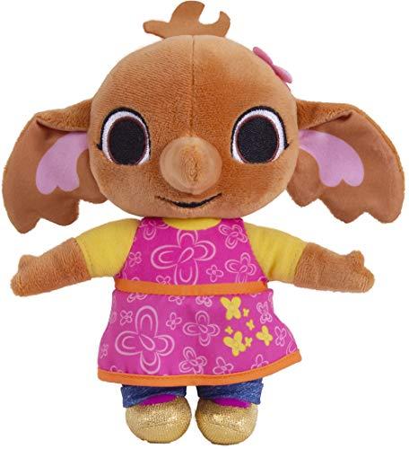 Bing 3522 Sula - Peluche con orecchie arricciate, 21 cm