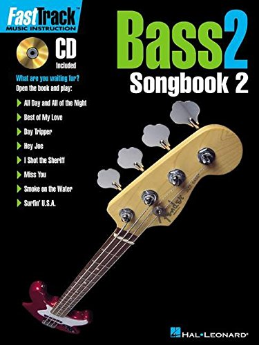 Fasttrack Bass 2 Songbook 2